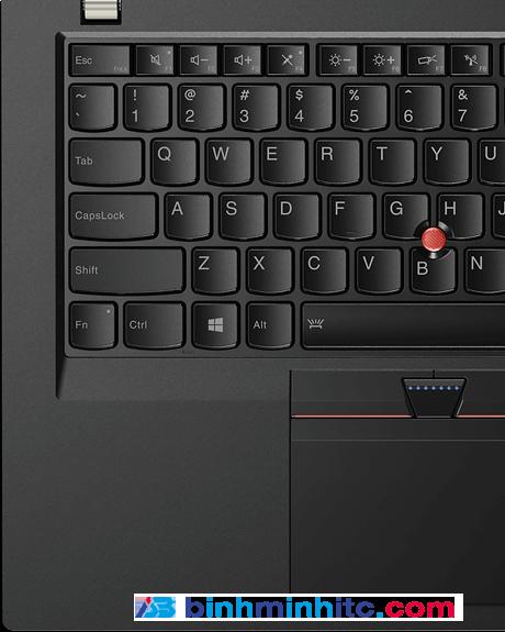 ThinkPad T460s enterprise Ultrabook keyboard
