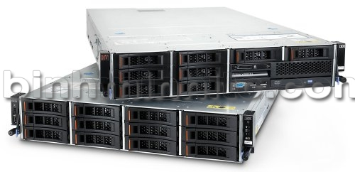 The System x3630 M4