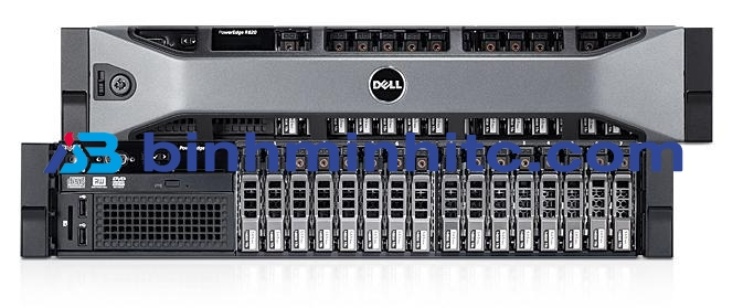 Poweredge R820 - Concentrated power and capacity