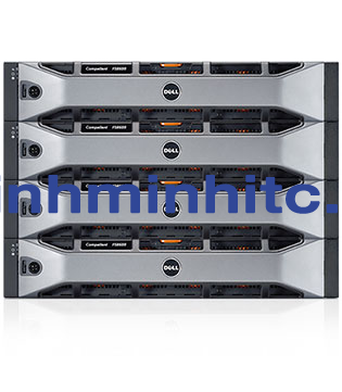 Dell Compellent FS8600 - Scale-out performance and capacity on the fly