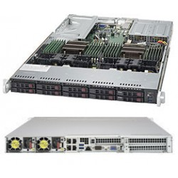 SuperServer 1028U-TNR4T+ (Black)
