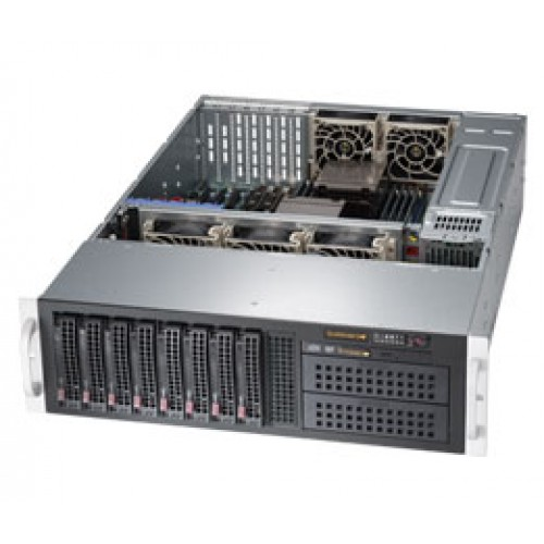 SuperServer 6037R-72RFT (Black)