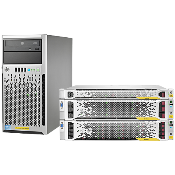 HPE StoreEasy 1000 Storage