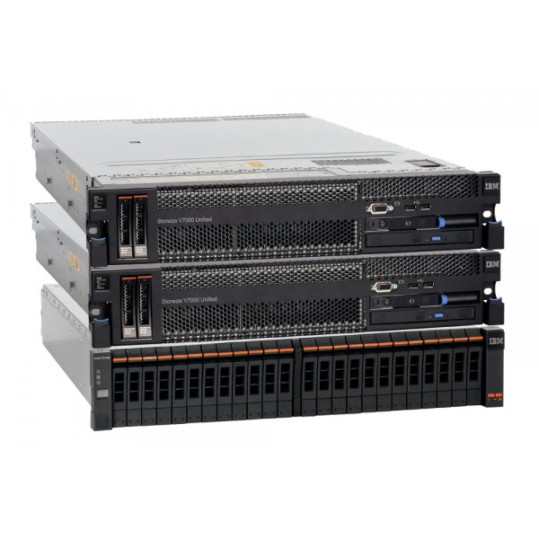 IBM Storwize V7000 Unified and Storwize V7000